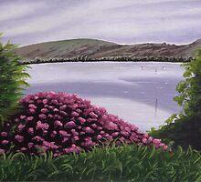 Brownsea Island by Charlotte Rose
