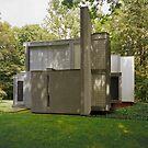 Peter Eisenman's House VI by HelenB