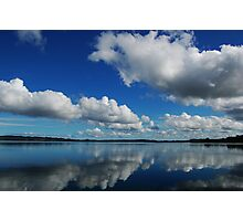 Clouds Over Albany (4 years ago)  Photographic Print