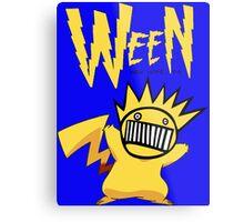 hey you boog-a-chu! Metal Print