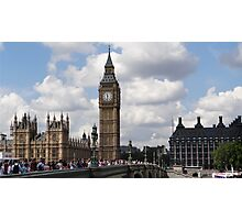 Westminster Photographic Print