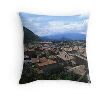 Foix Throw Pillow
