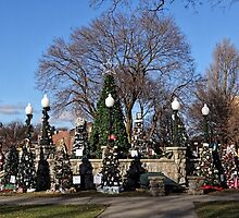 Merry Christmas from Punxsutawney PA by vigor