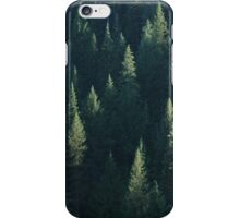 Pine Trees iPhone Case/Skin