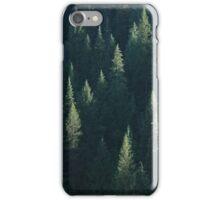 Pine Trees iPhone Case/Skin