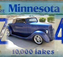 Minnesota Streetrod by tvlgoddess