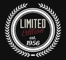 Limited Edition est.1956 by seazerka