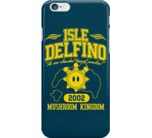 Isle Delfino iPhone Case/Skin