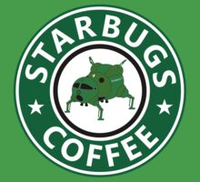 Starbugs (Starbucks) Coffee Kids Clothes