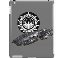 Battlestar Galactica - Ship iPad Case/Skin
