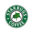 Starbugs (Starbucks) Coffee by metallikunt