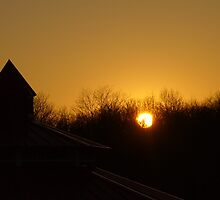 Maryland Sunset by mrehere