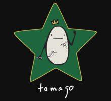 Tamago King by AbernathyGreen