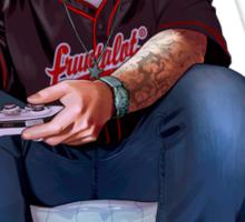 GTA V - Real Life Illustration Sticker