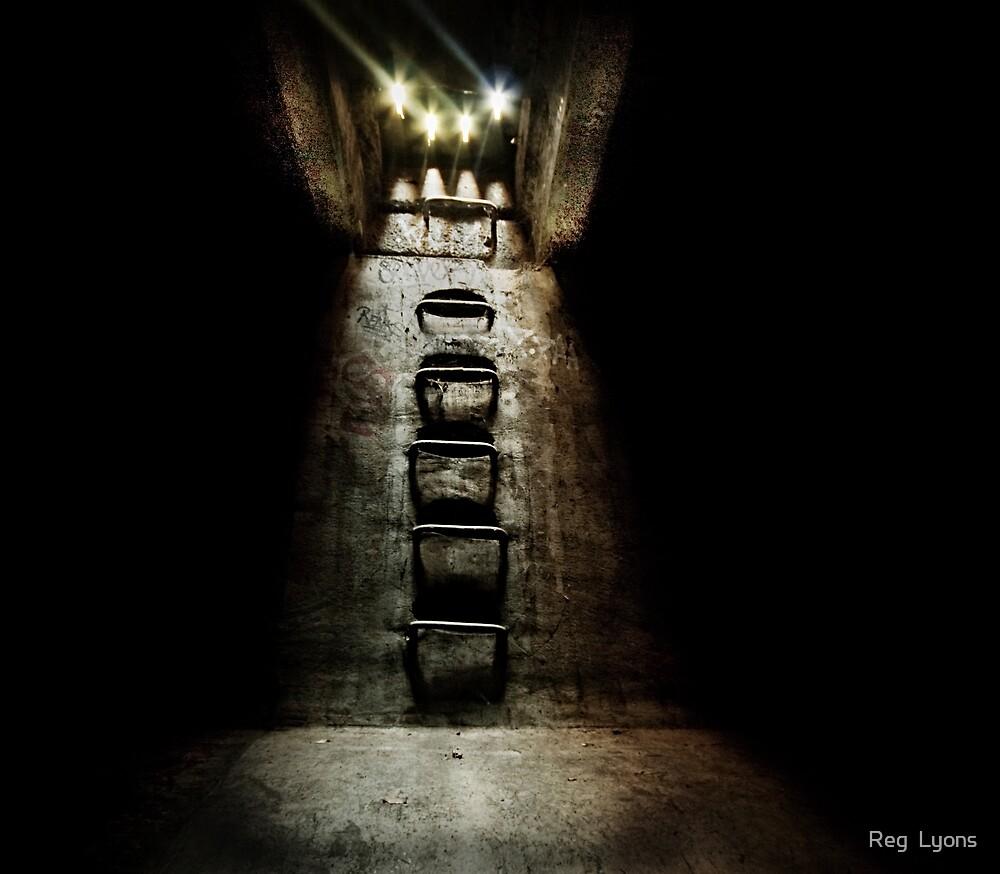 Stairway to Heaven by Reg  Lyons