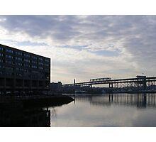 Boston Ma Photographic Print