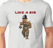 Dooming like a Sir. Unisex T-Shirt
