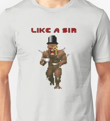 Dooming like a Sir. Unisex T-Shirt