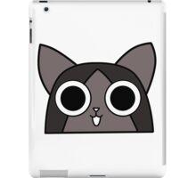 Felyne - Black iPad Case/Skin