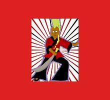 Kung fu Hairos - Mowhawk Master Unisex T-Shirt
