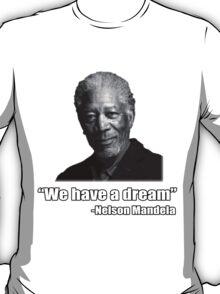 Troll Quotes - Morgan Mandela T-Shirt