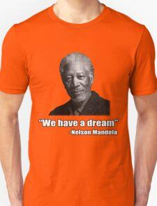 Troll Quotes - Morgan Mandela Unisex T-Shirt