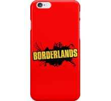 Borderlands Logo iPhone Case/Skin