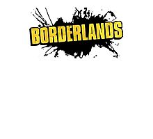 Borderlands Logo Photographic Print