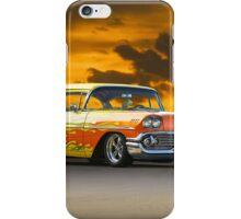 1958 Chevrolet Delray 'Custom' iPhone Case/Skin