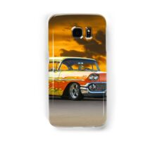 1958 Chevrolet Delray 'Custom' Samsung Galaxy Case/Skin