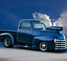 1950 Chevrolet 'Pro Street' Pickup  by DaveKoontz