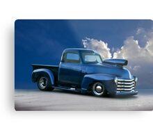 1950 Chevrolet 'Pro Street' Pickup  Metal Print