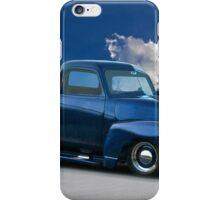 1950 Chevrolet 'Pro Street' Pickup  iPhone Case/Skin
