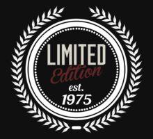 Limited Edition est.1975 by seazerka