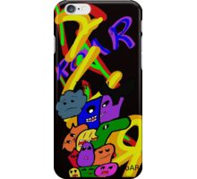 Tower of RawR iPhone Case/Skin