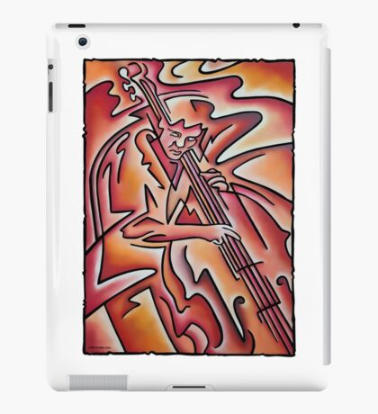 Bass Lines iPad Case/Skin