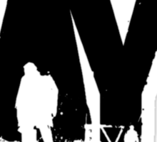 Dayz Logo Sticker