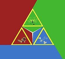 OR/AS Trinity by zzebedy