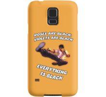 Lee Sin Poetry Samsung Galaxy Case/Skin