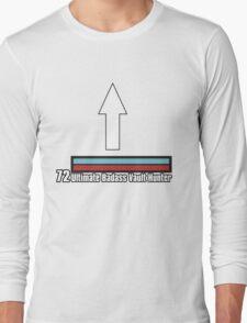 Ultimate Badass Vault Hunter! Long Sleeve T-Shirt