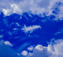 Blue Cloud by VikramGovind