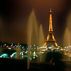 One night in Paris by Kori Martin