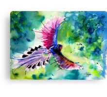 Formosan Magpie Canvas Print