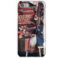 People 4369 Sucre, Bolivia iPhone Case/Skin