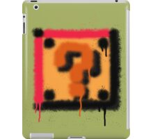 Mario ? Box iPad Case/Skin