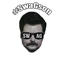 #SwagSon Is Here! Photographic Print