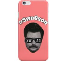 #SwagSon Is Here! iPhone Case/Skin