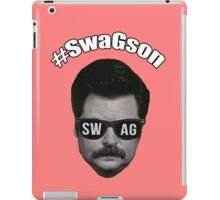 #SwagSon Is Here! iPad Case/Skin