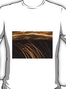 Waves Of Light 2 T-Shirt