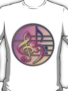 Music Symbols 1 T-Shirt